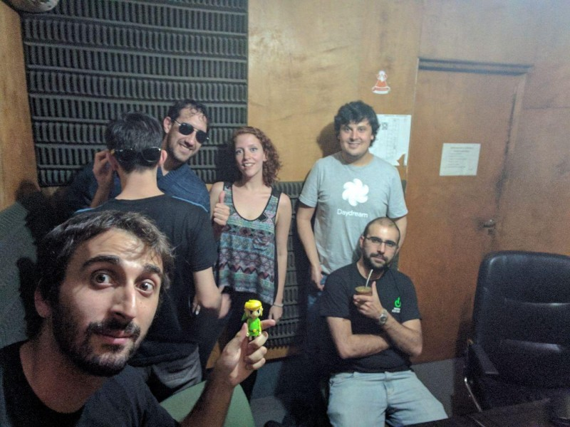 Programa #29 – 2017: Androides con tanga