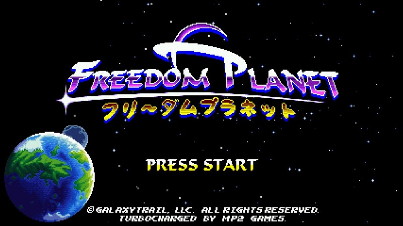 Review – Freedom Planet