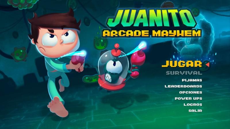 Review – Juanito Arcade Mayhem