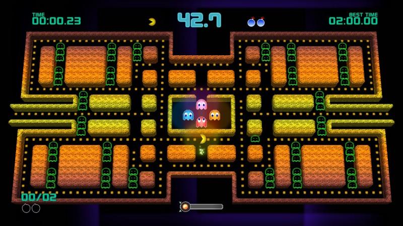 Gameplay de Juanito Arcade Mayhem