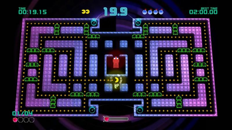 Gameplay de Pacman