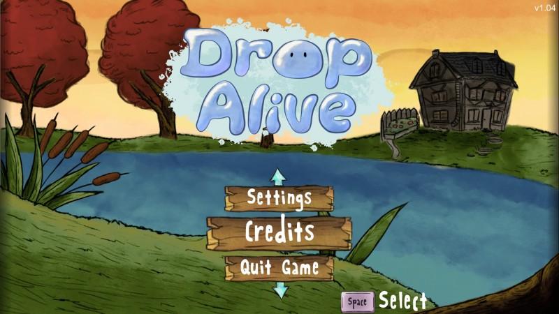 Review – Drop Alive
