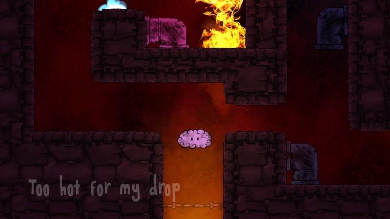Gameplay de Drop Alive