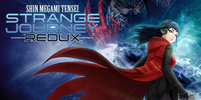 Review – Shin Megami Tensei: Strange Journey Redux