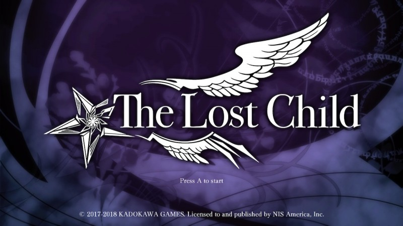 Review – The Lost Child