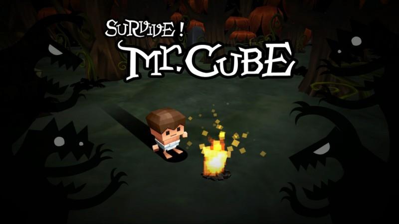 Review – Survive! Mr. Cube