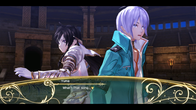 Gameplay de Shining Resonance
