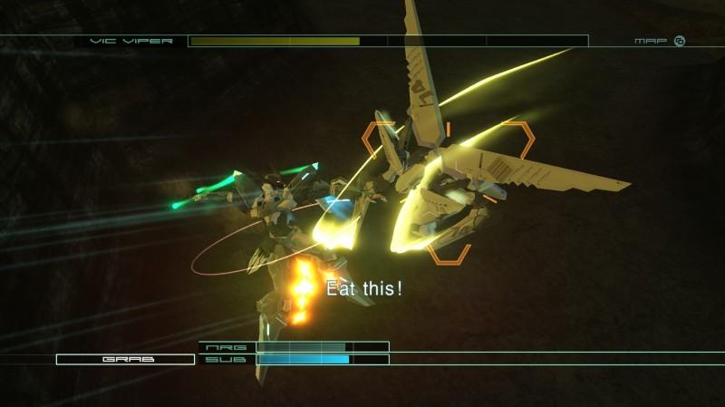 Gameplay de ZOE2 MARS