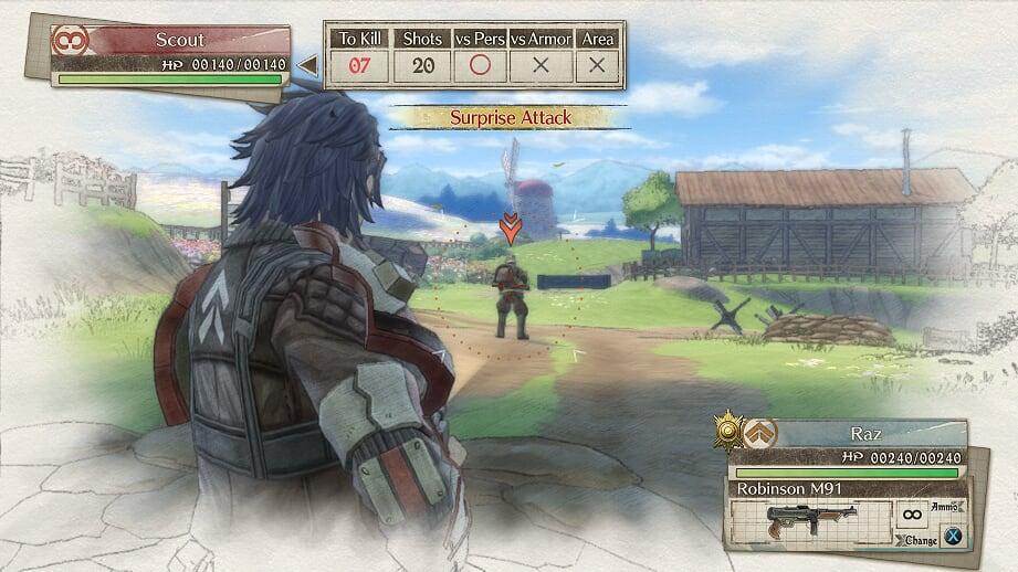 Gameplay de VC4