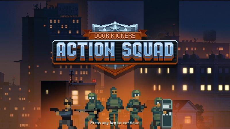 Review – Door Kickers: Action Squad