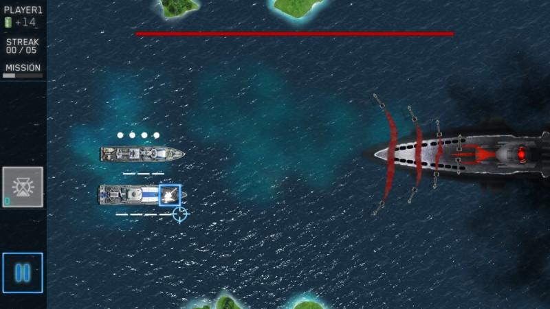 Gameplay de Battle Group 2