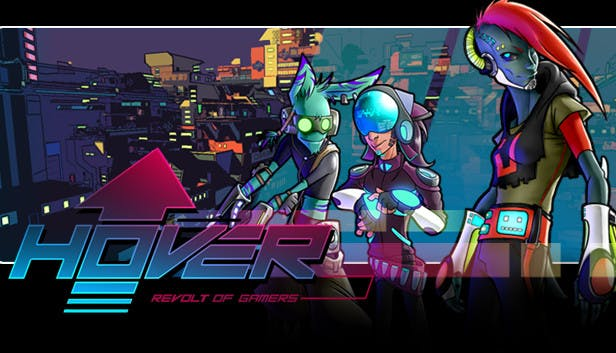 Review – Hover