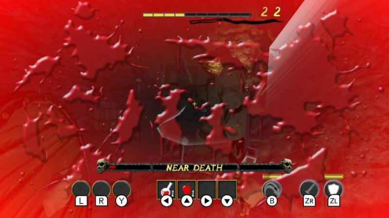 Gameplay de Crimson Keep