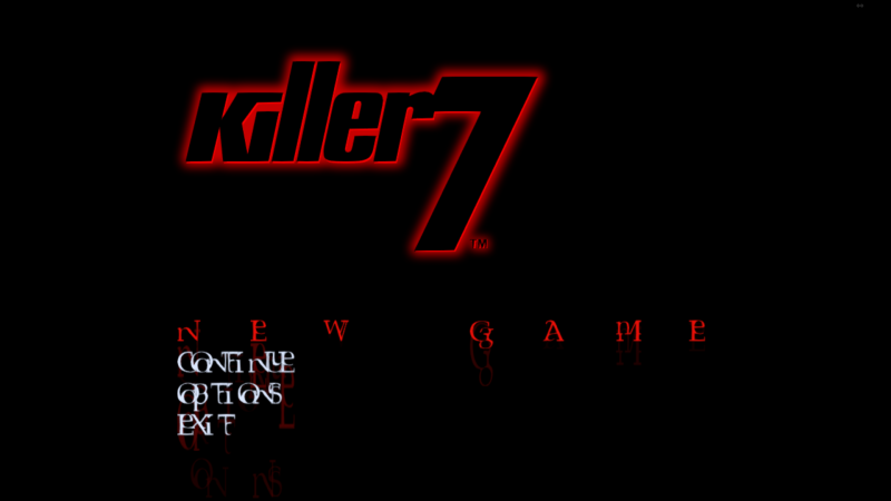 Review – Killer7