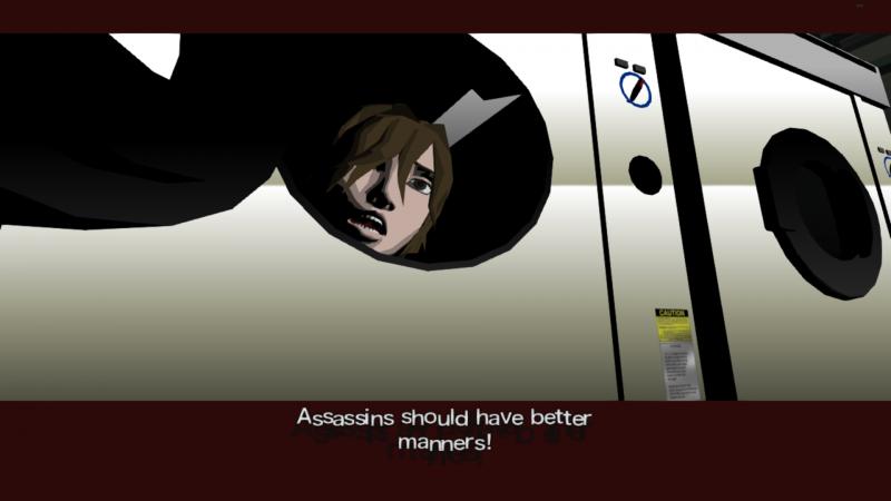 Gameplay de Killer7