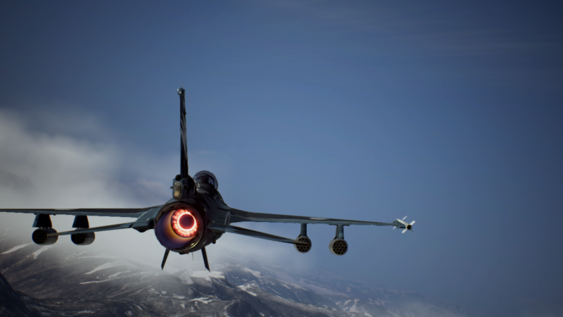 Gameplay de AC7