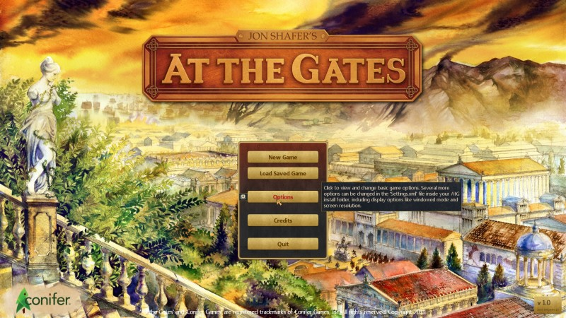 Review – At The Gates