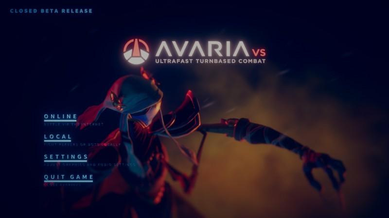 Preview – AVARIAvs
