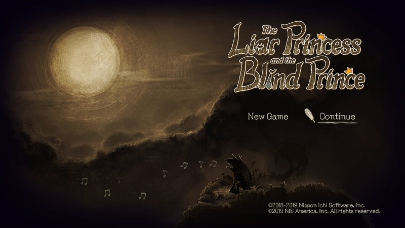Review – The Liar Princess and The Blind Prince
