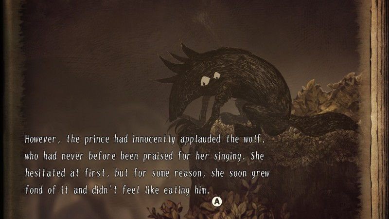Gameplay de The Liar Princess and The Blind Prince