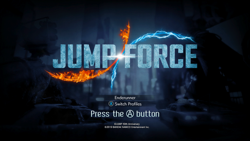 Review – Jump Force