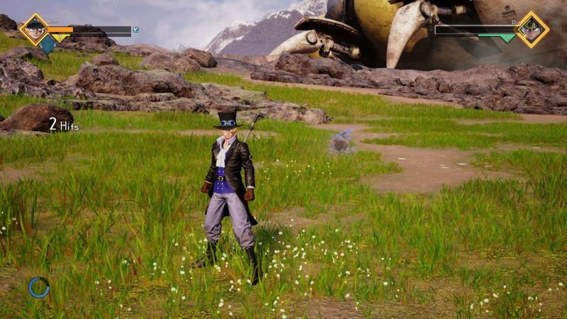 Gameplay de Jump Force