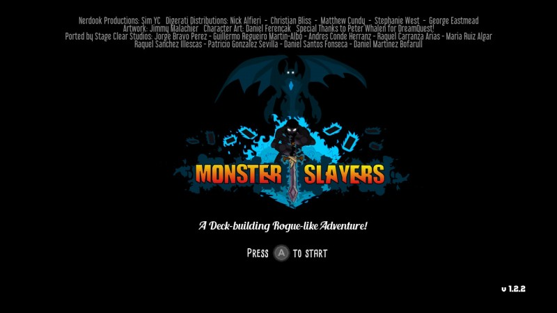 Review – Monster Slayers