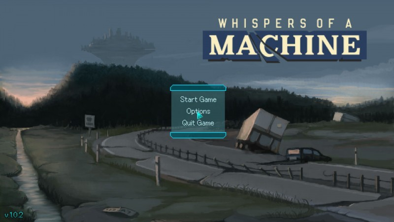 Review – Whispers of a Machine