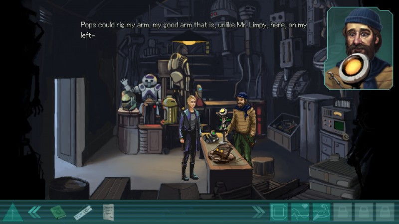 Gameplay de Whispers of a Machine