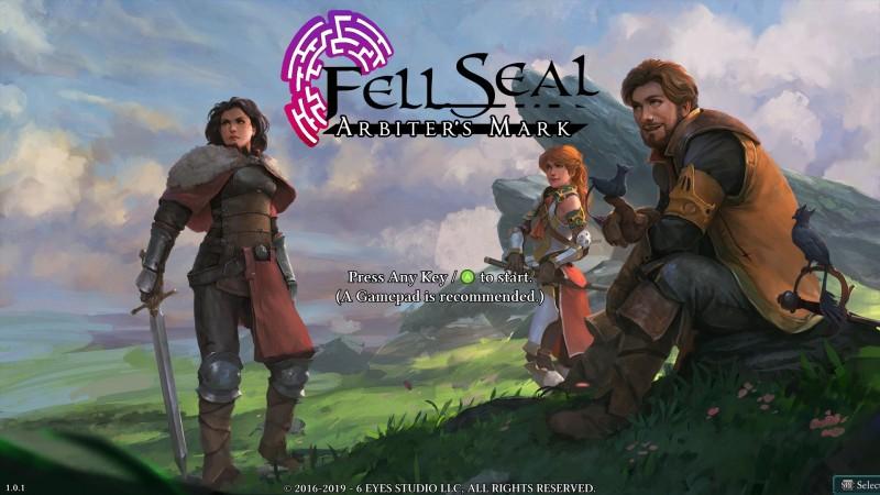Review – Fell Seal: Arbiter's Mark