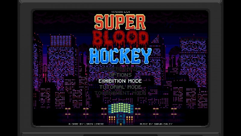 Review – Super Blood Hockey