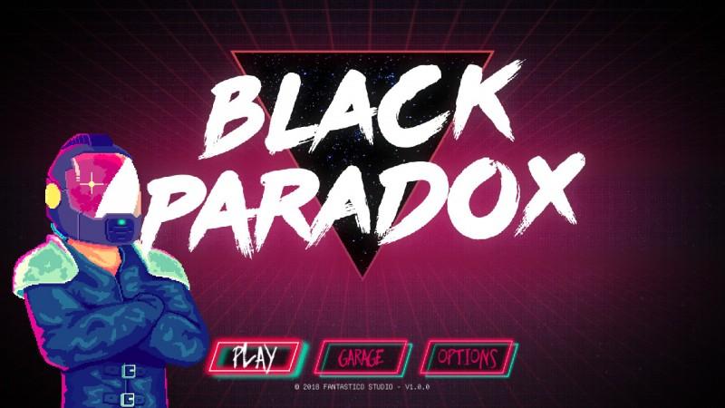 Review – Black Paradox