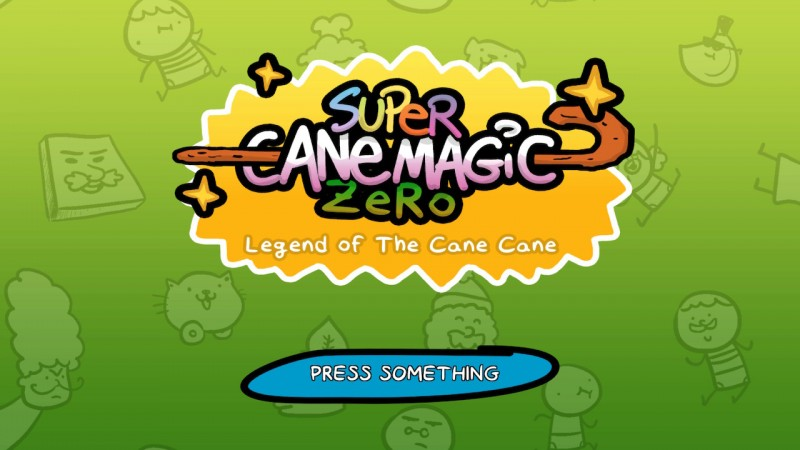 Review – Super Cane Magic Zero