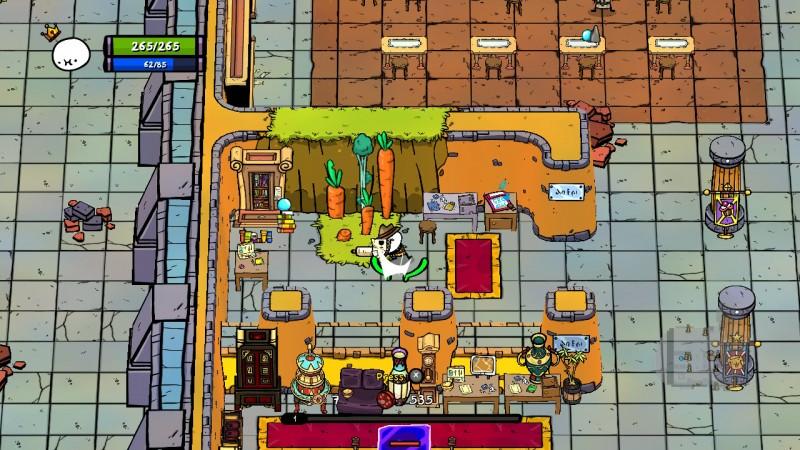 Gameplay de SCMZ