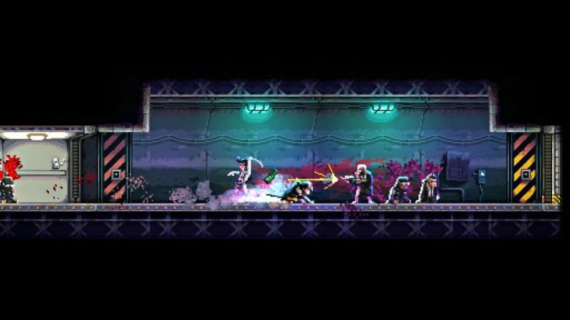 Gameplay de Katana Zero