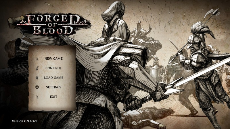 Review – Forged of Blood