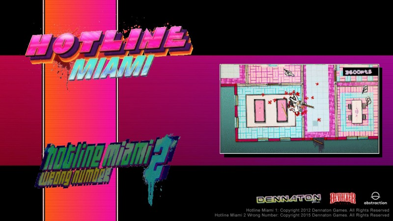 Review – Hotline Miami Collection