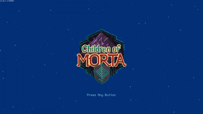 Review – Children of Morta