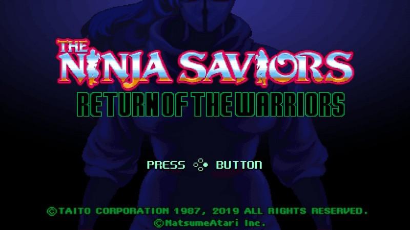 Review – Ninja Saviors: Return of the Warriors