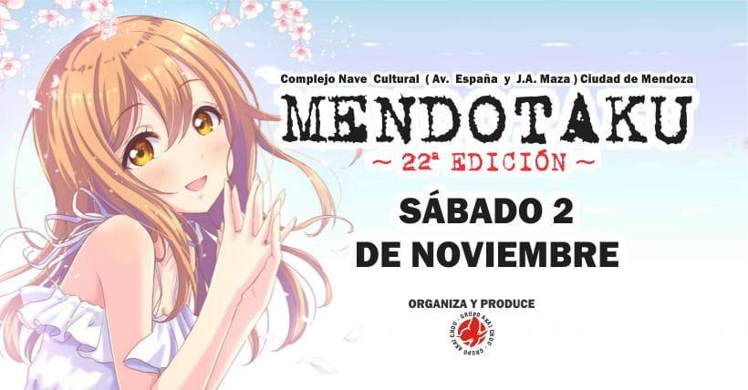 Mendotaku 2019 – 22a Edición