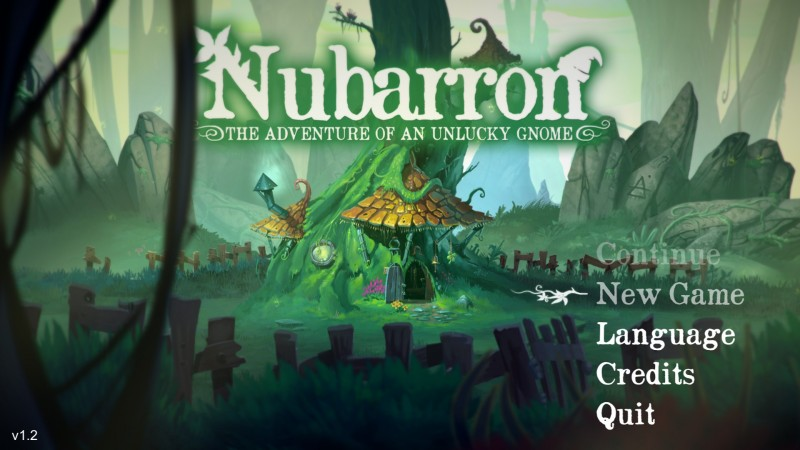 Review – Nubarron: The adventure of an unlucky gnome