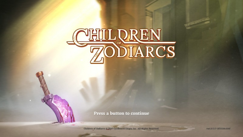 Review – Children of the Zodiarcs
