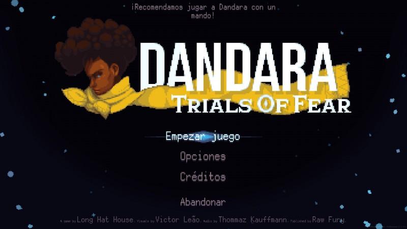 Review – Dandara: Trials of Fear Edition