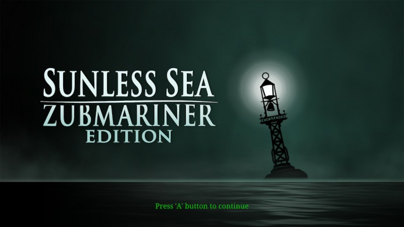 Review – Sunless Sea: Zubmariner Edition