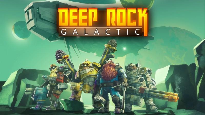 Review – Deep Rock Galactic
