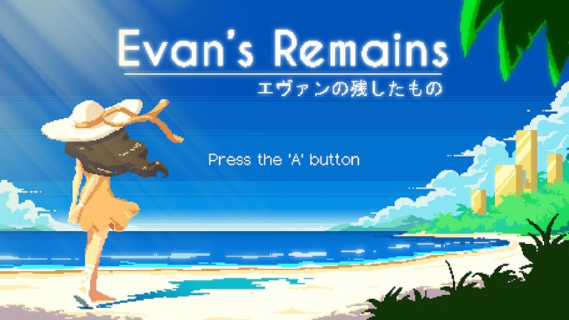 Review – Evan's Remains