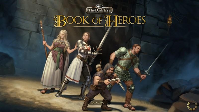 Review – The Dark Eye: Book of Heroes
