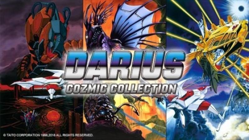 Review – Darius Cozmic Collection