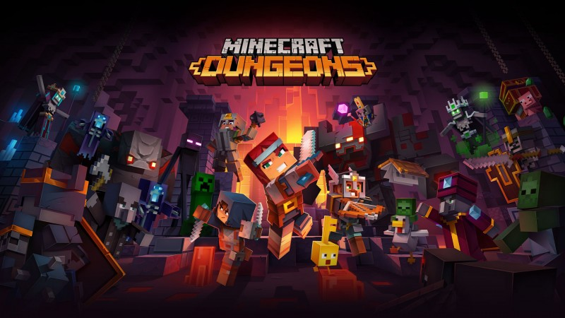 Review – Minecraft Dungeons
