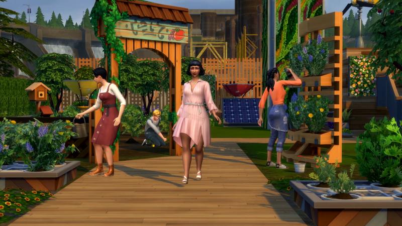 Review – Los Sims 4: Vida ecológica